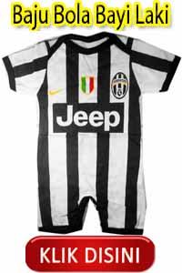 Baju Bola Bayi Cowok