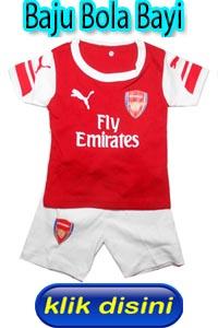 Baju Bola Bayi